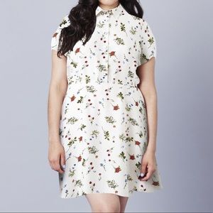 Simply Be Tea Dress